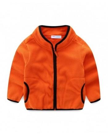 Mud Kingdom Unisex Fleece Jackets