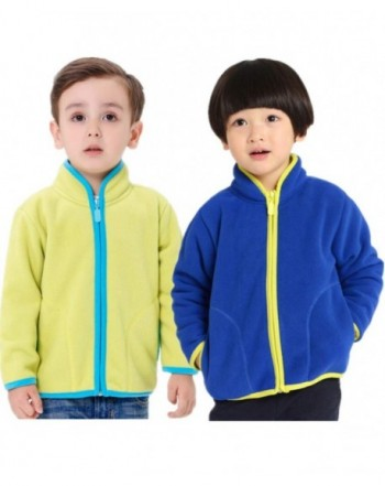 Boys' Fleece Jackets & Coats