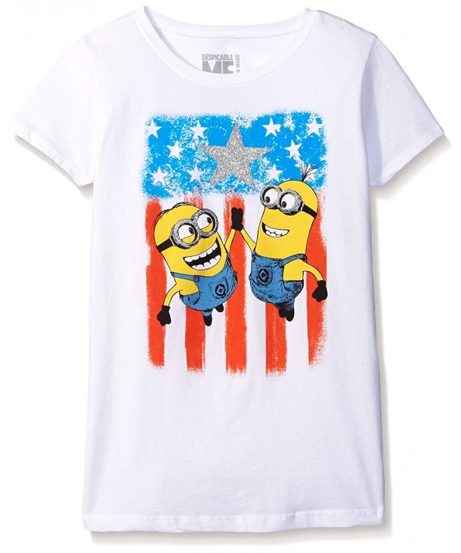 Despicable Me Chaser Sleeve T Shirt
