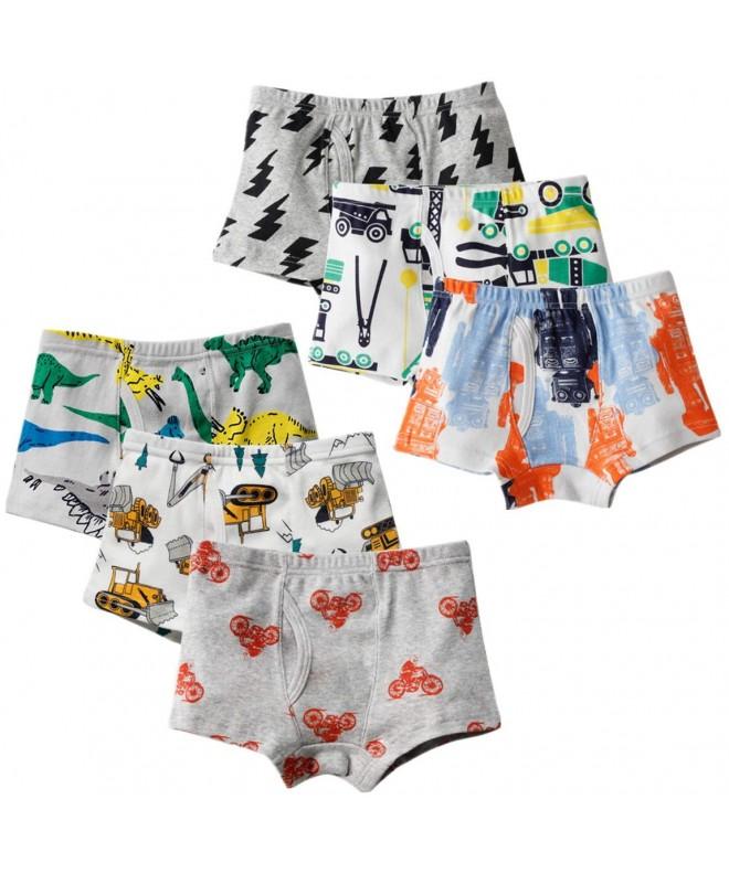 Cczmfeas Briefs Comfort Dinosaur Underwear