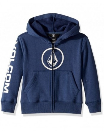Volcom Little Hooded Fleece Sweatshirt