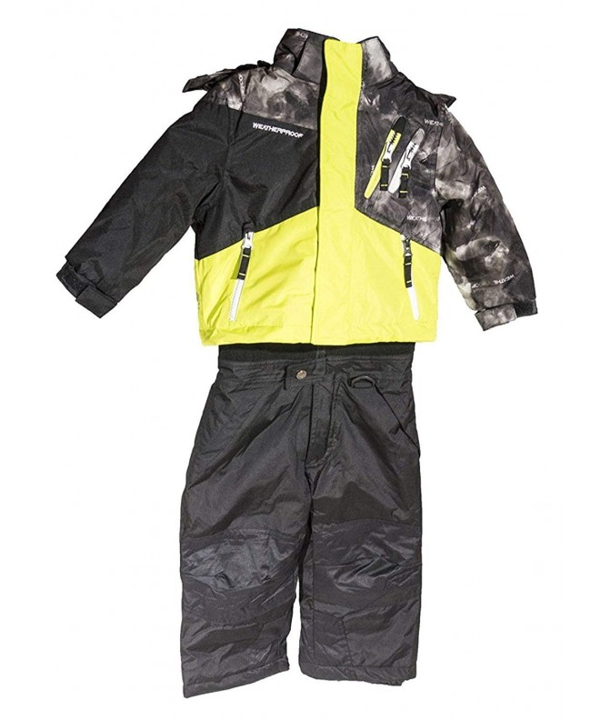 Weatherproof 2 piece Jacket Coordinating black