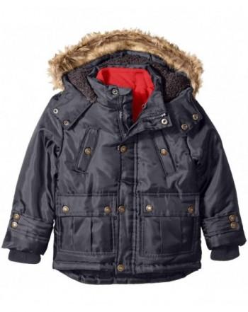 Ok Kids Nylon Oxford Jacket