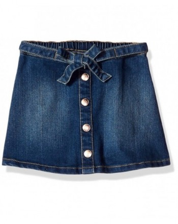 Crazy Girls Big Denim Skirt