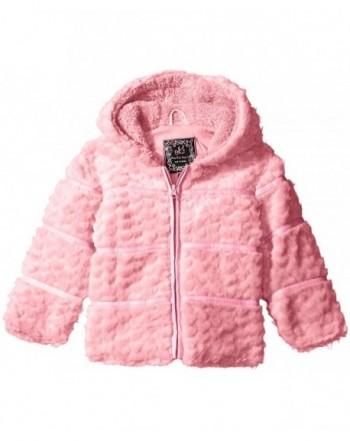 Ok Kids Girls Toddler Jacket