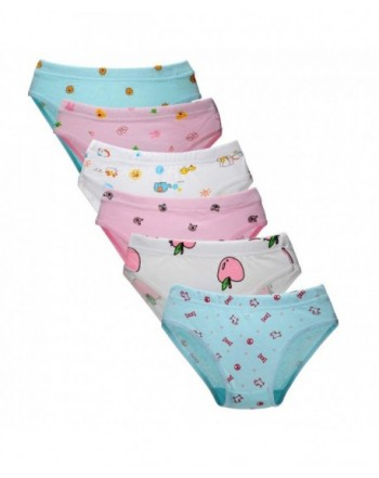 Closecret Underwear Toddler Panties Assorted