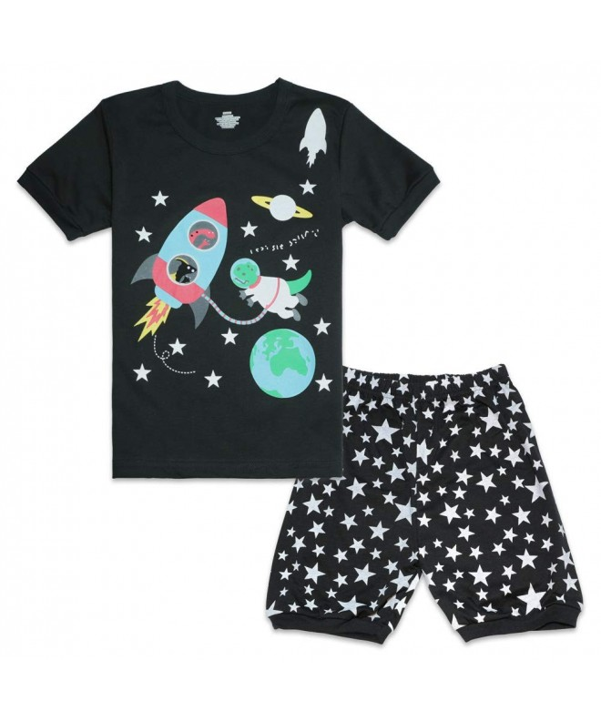 Qtake Fashion Pajamas Children SleepwearSet