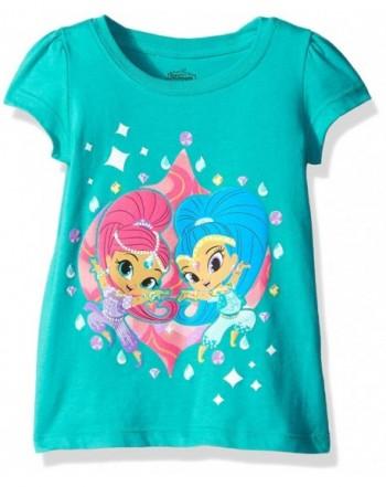 Nickelodeon Toddler Shimmer Sleeve T Shirt