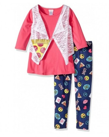 Youngland Legging Accessory 3 Piece Outfit
