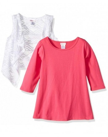New Trendy Girls' Pant Sets Outlet