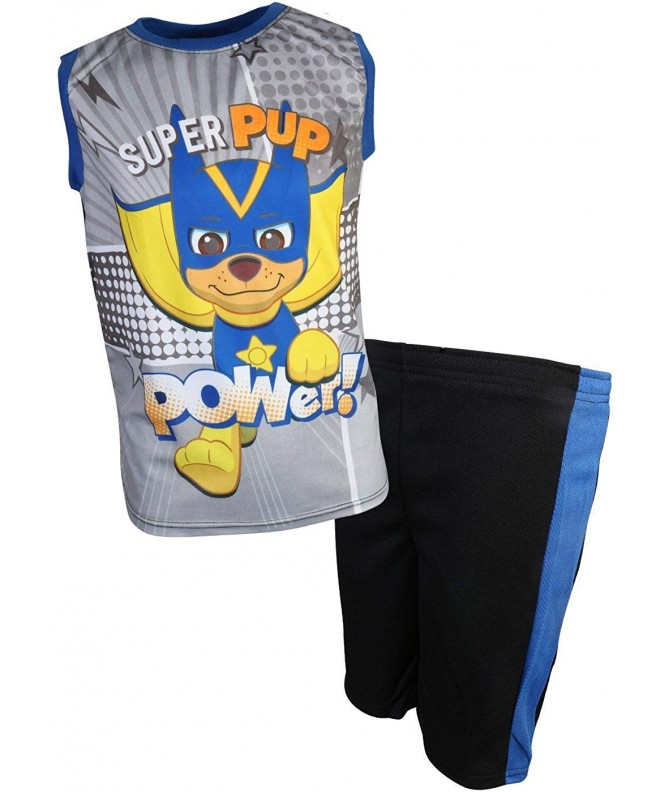 Nickelodeon Patrol 2 Piece Sublimation Shorts