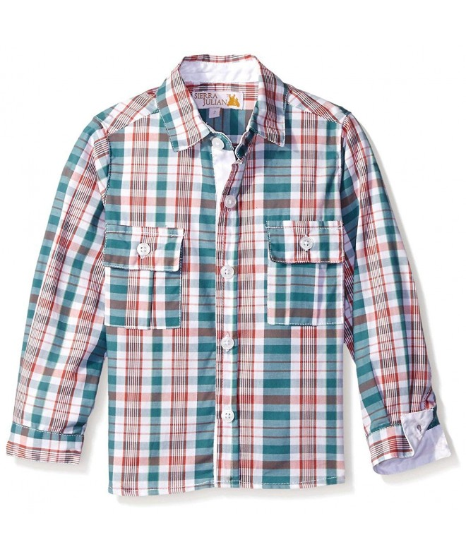 SIERRA JULIAN Mairo Button up Shirt
