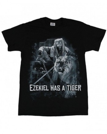 Walking Dead Ezekiel Tiger T Shirt