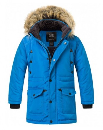 ZSHOW Active Mid Long Thicken Outwear