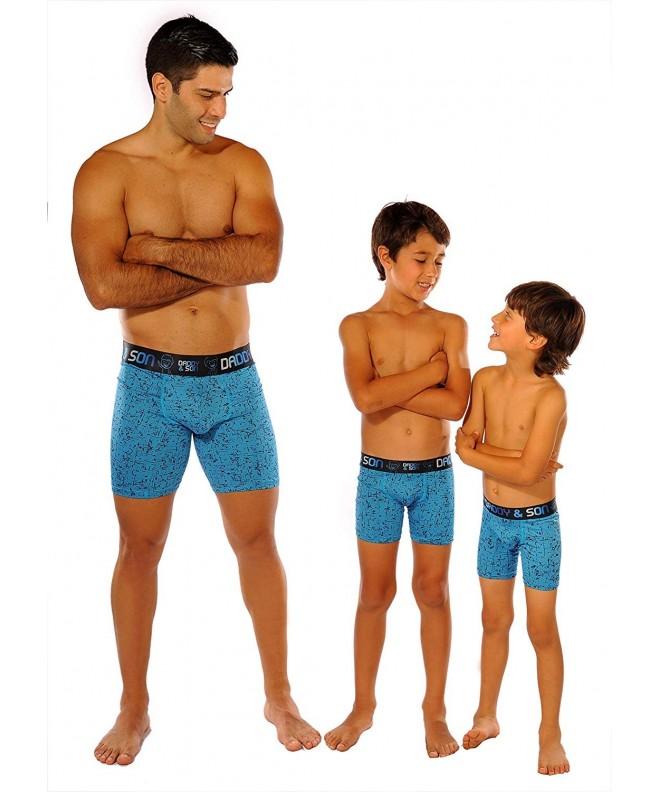 Briefs Matching Stretch Underwear Father