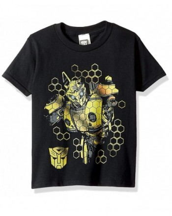 Transformers Bumblebee Movie Sleeve T Shirt