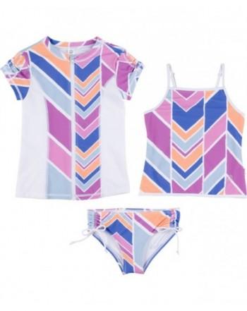 SwimZip Swimsuit Tankini Protection Swimwear