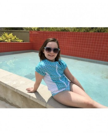 Cheapest Girls' Rash Guard Sets Outlet