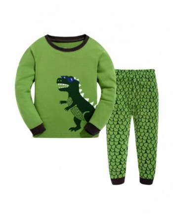 Schmoopy Toddler Dinosaur Pajamas Years