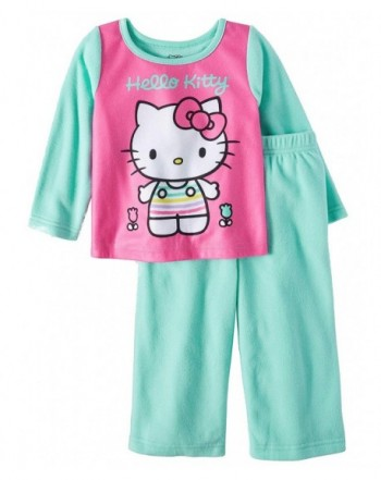 Hello Kitty Toddler Sleepwear Pajama