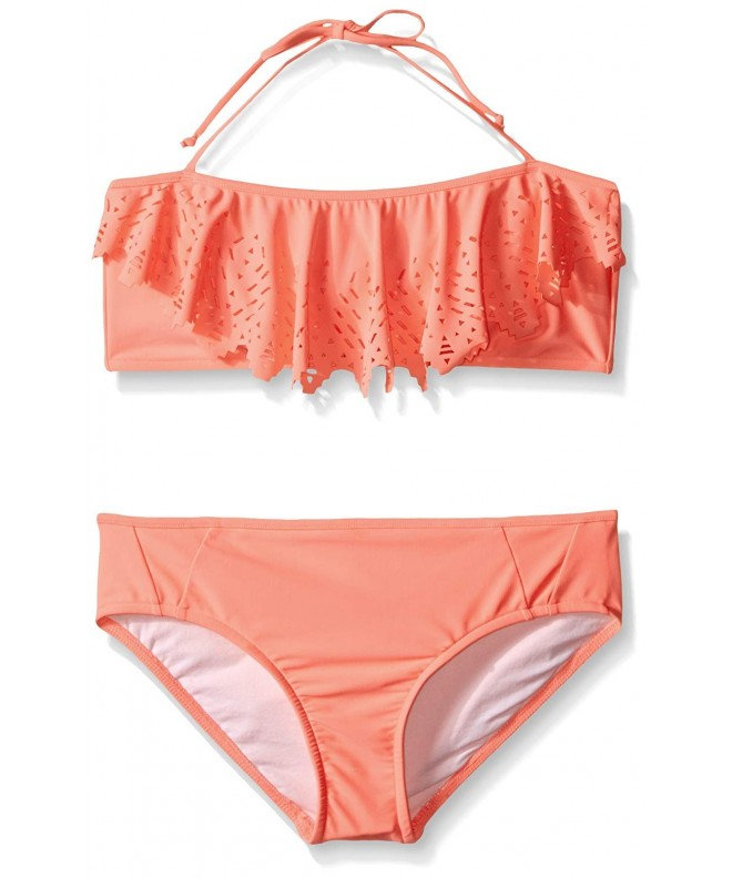 Seafolly Girls Trop Splice Bikini