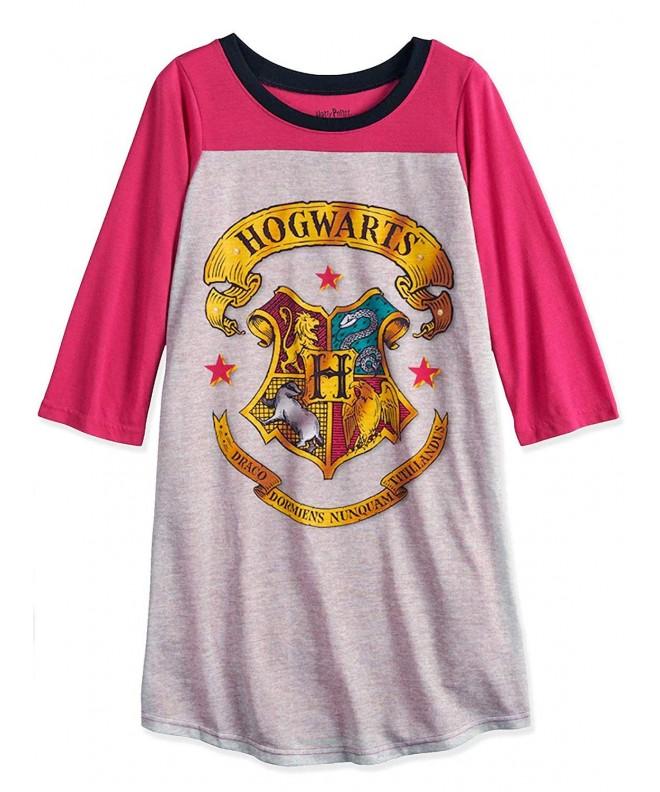 Harry Potter Hogwarts Nightgown Pajamas