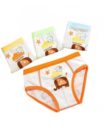 LIANJIA BEAR Underwear Toddler Spandex