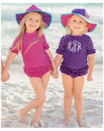 Designer Girls' Two-Pieces Swimwear