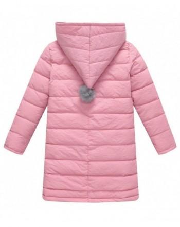 Girls' Down Jackets & Coats Clearance Sale