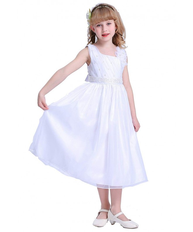 Bow Dream Flower Dress Communion