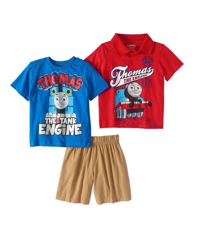 Thomas Toddler T Shirt Shorts Outfit