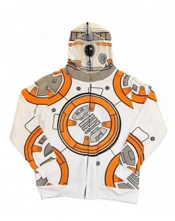 Star Wars BB 8 Hoodie Jacket