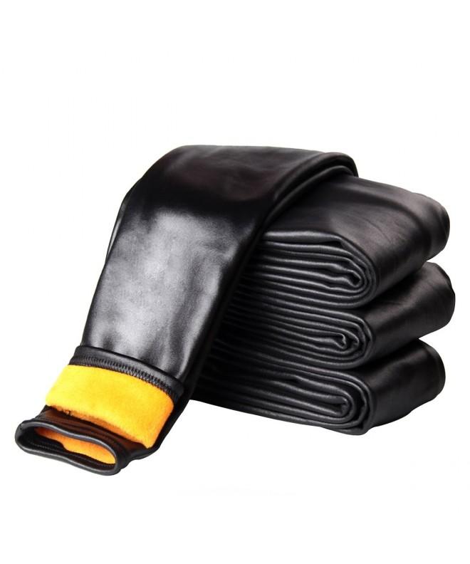 Tengo Winter Leather Leggings Children