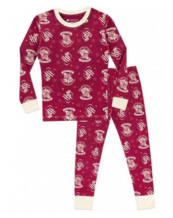 Harry Potter Girls Hogwarts Pajamas