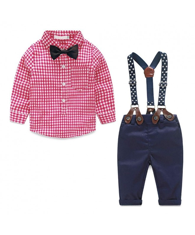 HenzWorld Weddings Formal Suspender Clothes