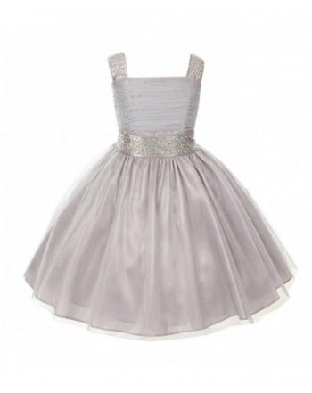 Cinderella Couture Sparkling Rhinestone Pageant