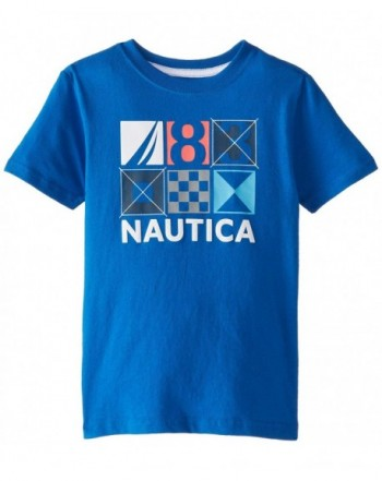 Nautica Little Boys Class Graphic