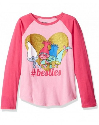 Trolls Bestie Long Sleeved T Shirt Shirttail