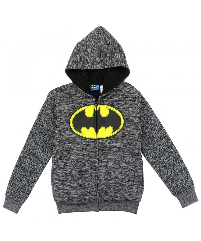 Comics Batman Little Sherpa Charcoal