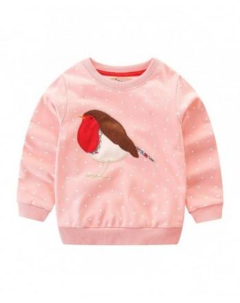 Fruitsunchen Little Sweatshirts Cotton T Shirts