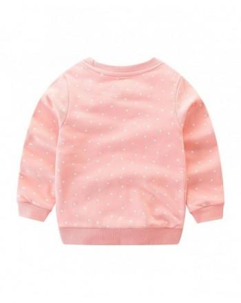 Girls' Fashion Hoodies & Sweatshirts Clearance Sale