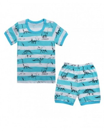 Tkala Christmas Children Dinosaur Sleepwear