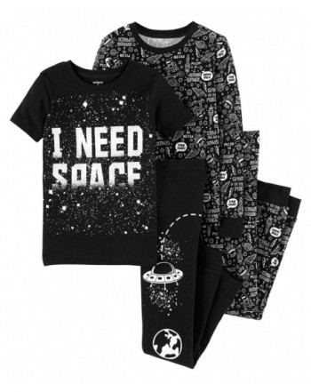 Carters Boys Pajama Sleep Space