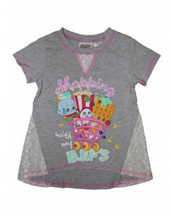 Shopkins Big Girls T Shirt