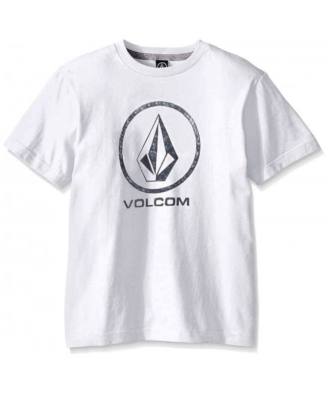 Volcom Stone T Shirt White X Large