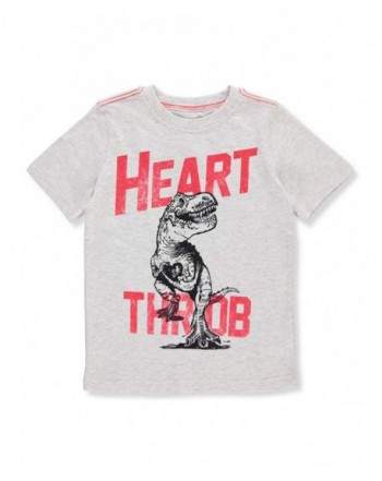 Carters Short Sleeve Heart Jersey