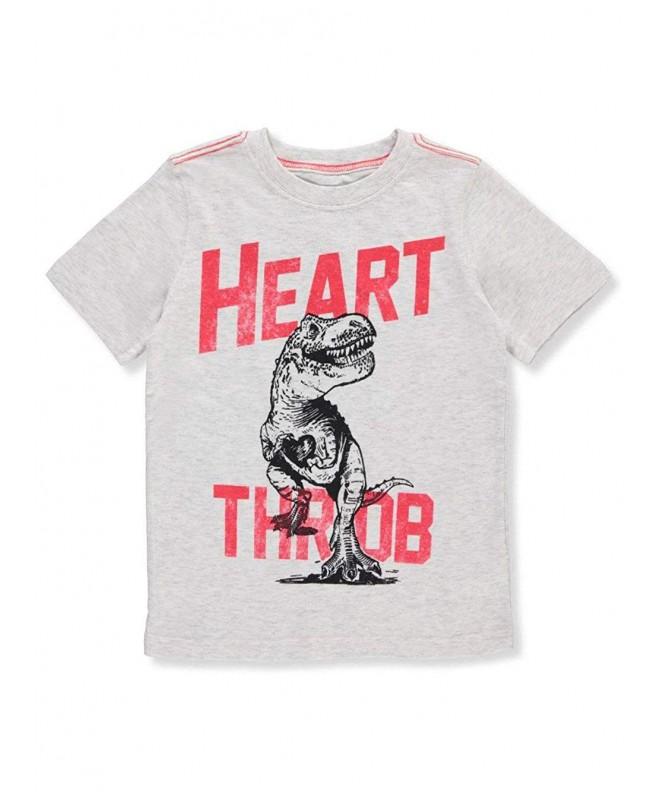 Carters Short Sleeve Heart Jersey
