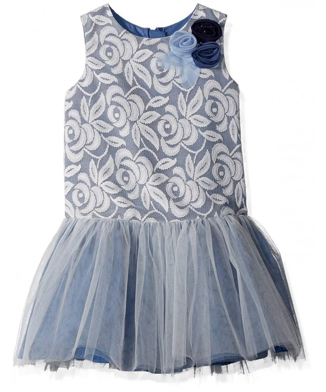 Marmellata Girls Waist Party Dress