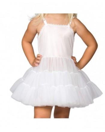 Collections Little Girls Bouffant Petticoat
