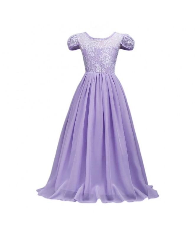 Glamulice Chiffon Length Dresses Bridesmaid